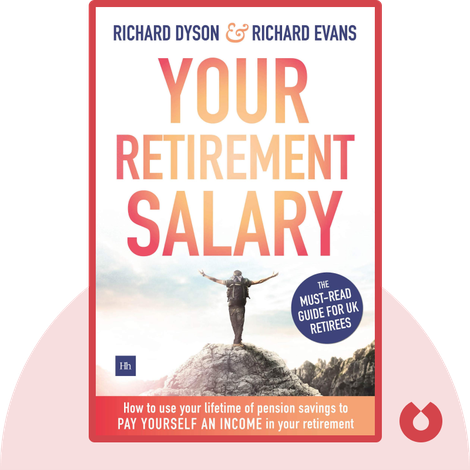 Your Retirement Salary by Richard Dyson and Richard Evans