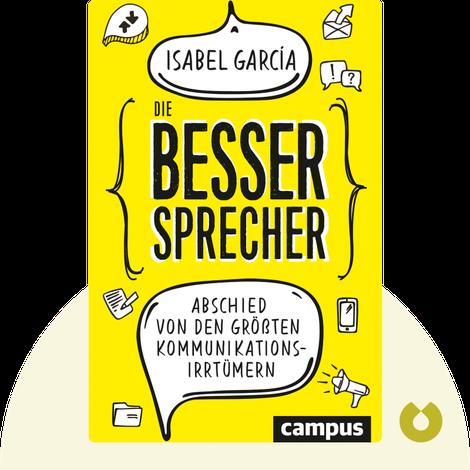 Die Bessersprecher by Isabel García