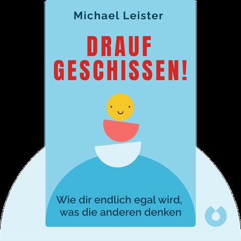 Drauf geschissen! von Michael Leister