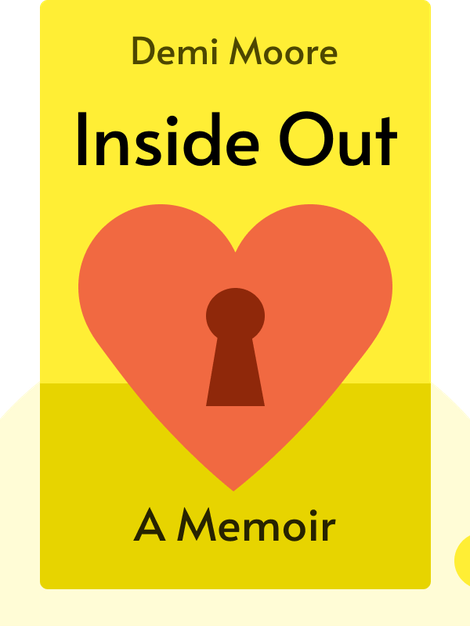 Inside Out: A Memoir by Demi Moore