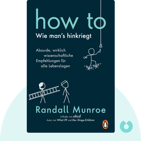 how to von Randall Munroe