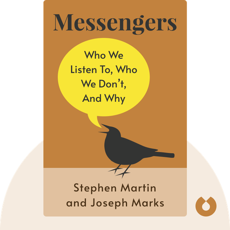 Messengers by Stephen Martin and Joseph Marks