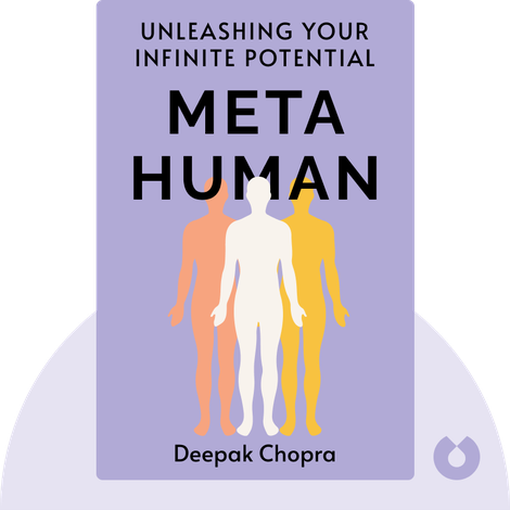 Metahuman by Deepak Chopra