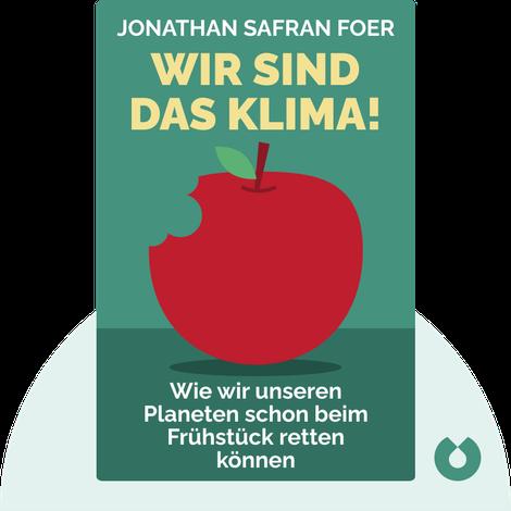 Wir sind das Klima! von Jonathan Safran Foer