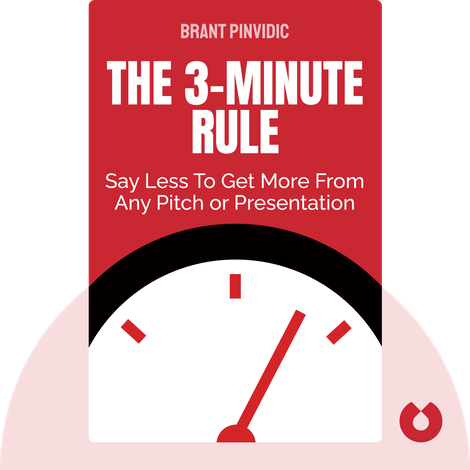 The 3-Minute Rule by Brant Pinvidic