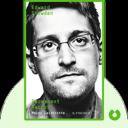 Permanent Record: Meine Geschichte by Edward Snowden
