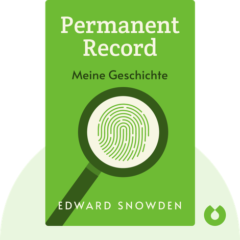 Permanent Record von Edward Snowden