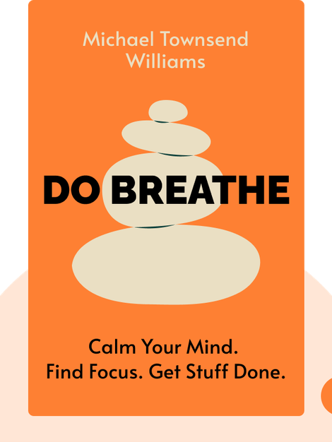 Do Breathe: Calm Your Mind. Find Focus. Get Stuff Done. by Michael Townsend Williams
