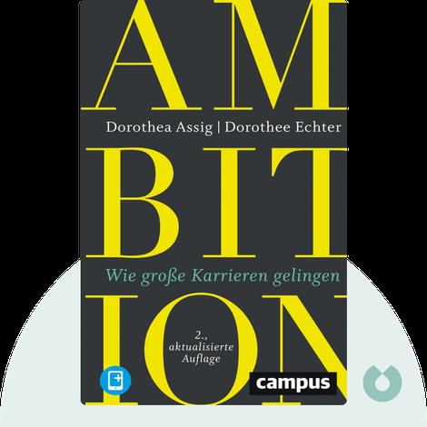 Ambition von Dorothea Assig und Dorothee Echter