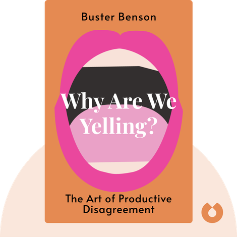 Why Are We Yelling? von Buster Benson