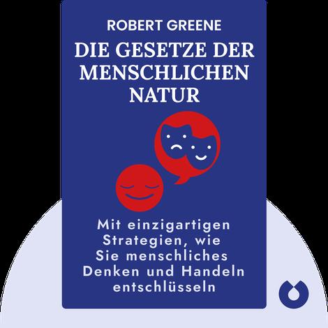 Die Gesetze der menschlichen Natur by Robert Greene