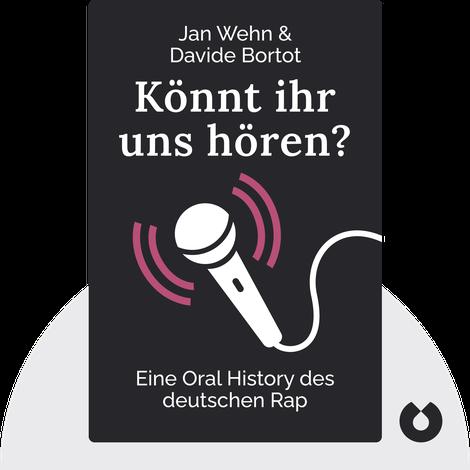 Könnt ihr uns hören? by Jan Wehn & Davide Bortot