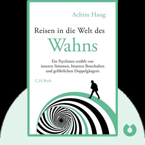 Reisen in die Welt des Wahns by Achim Haug
