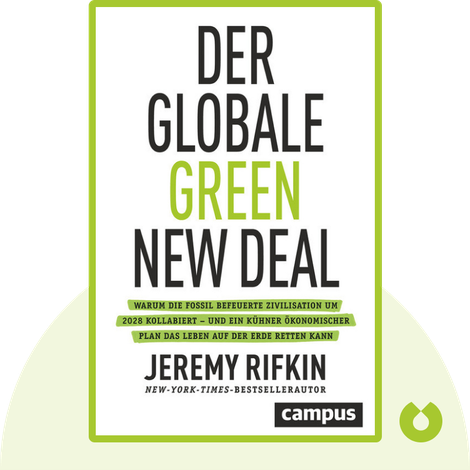 Der globale Green New Deal von Jeremy Rifkin