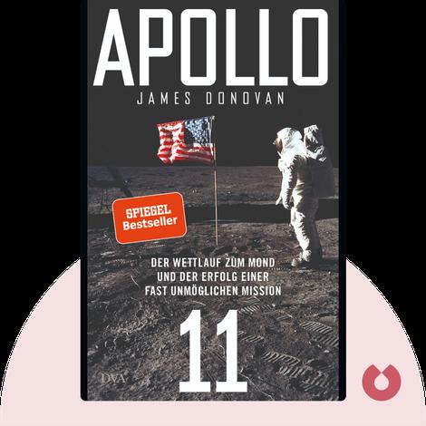 Apollo 11 by James Donovan