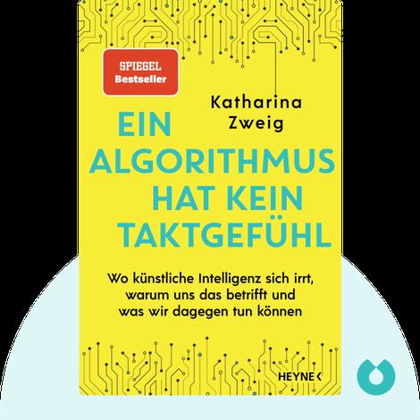 Ein Algorithmus hat kein Taktgefühl by Katharina Zweig