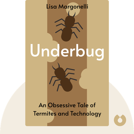 Underbug by Lisa Margonelli