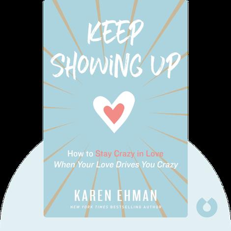 Keep Showing Up by Karen Ehman