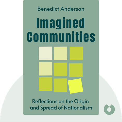 Imagined Communities by Benedict Anderson