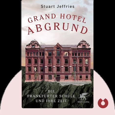 Grand Hotel Abgrund von Stuart Jeffries