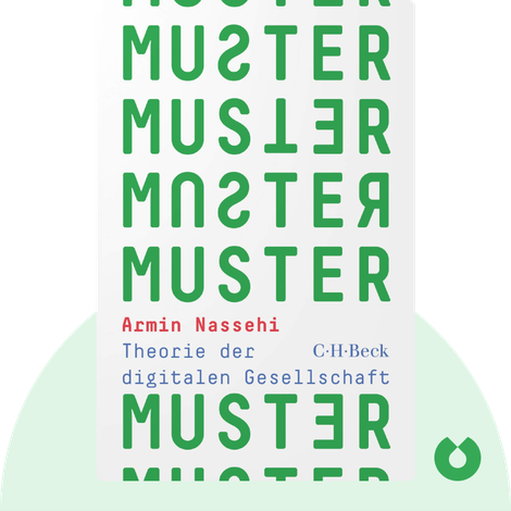 Muster by Armin Nassehi