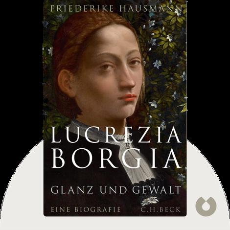 Lucrezia Borgia by Friederike Hausmann
