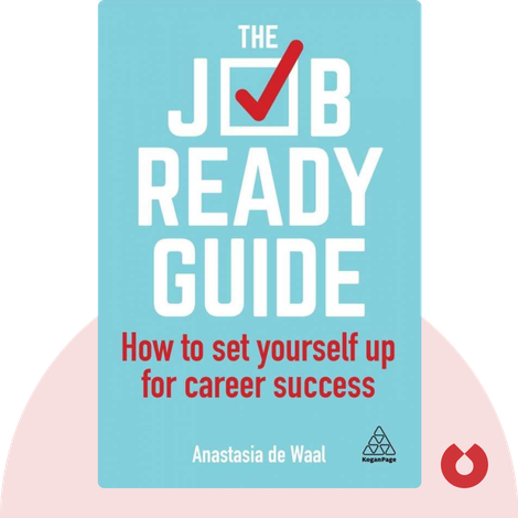 The Job-Ready Guide by Anastasia de Waal