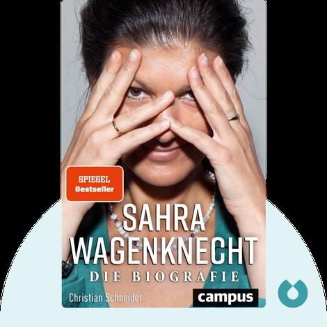 Sahra Wagenknecht von Christian Schneider