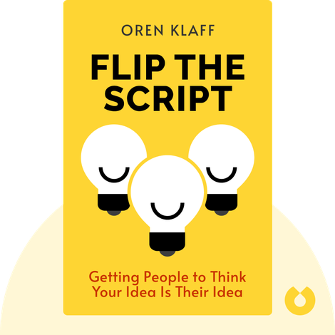 Flip The Script by Oren Klaff