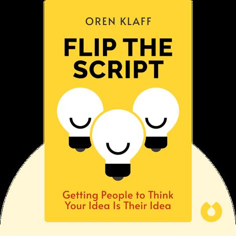 Flip The Script von Oren Klaff