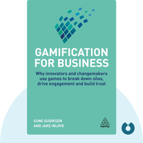 Gamification for Business by Sune Gudiksen, Jake Inlove