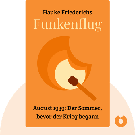 Funkenflug von Hauke Friederichs