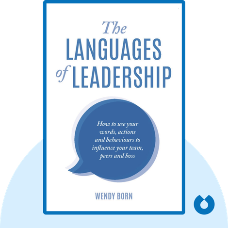 The Languages of Leadership von Wendy Born