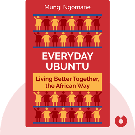Everyday Ubuntu by Mungi Ngomane