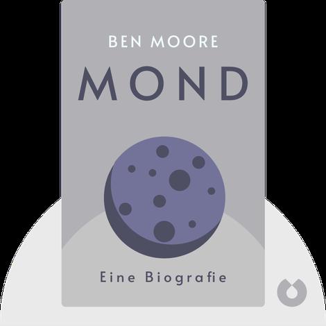 Mond von Ben Moore