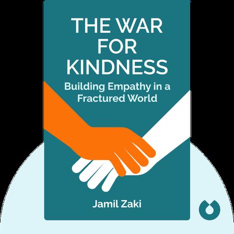 The War For Kindness von Jamil Zaki
