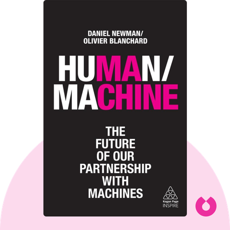 Human/Machine by Daniel Newman and Olivier Blanchard