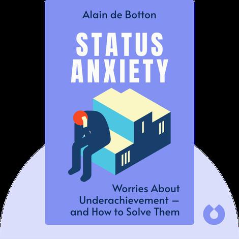Status Anxiety von Alain de Botton