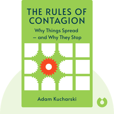 The Rules of Contagion by Adam Kucharski