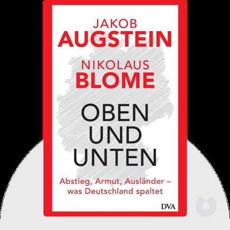 Oben und unten by Jakob Augstein & Nikolaus Blome