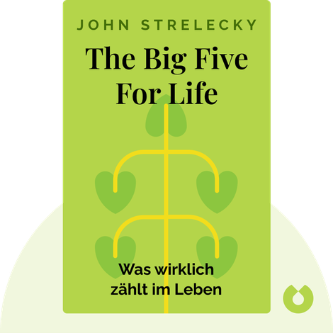 The Big Five for Life by John Strelecky