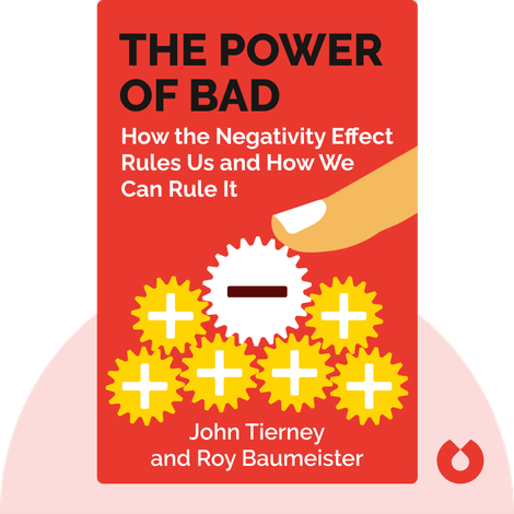 The Power of Bad by John Tierney and Roy Baumeister