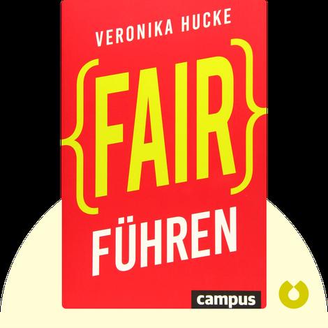 Fair führen by Veronika Hucke