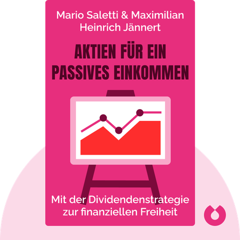 Aktien für ein passives Einkommen von Mario Saletti & Maximilian Heinrich Jännert