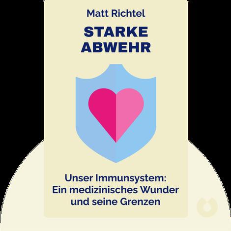 Starke Abwehr by Matt Richtel