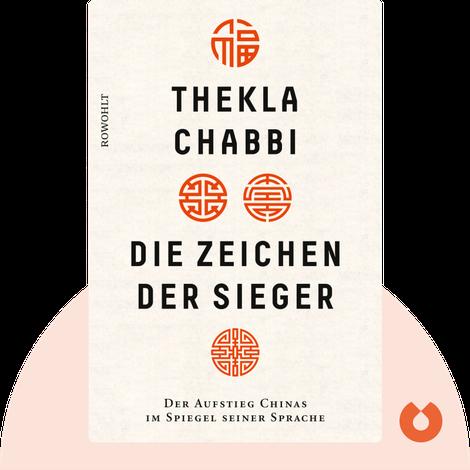 Die Zeichen der Sieger by Thekla Chabbi