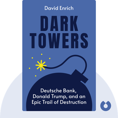 Dark Towers von David Enrich