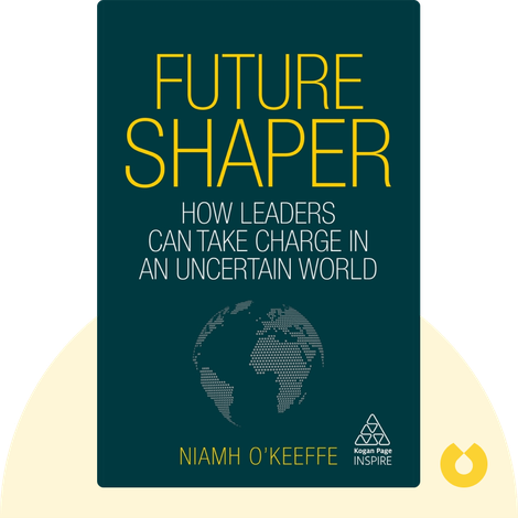 Future Shaper by Niamh O'Keeffe