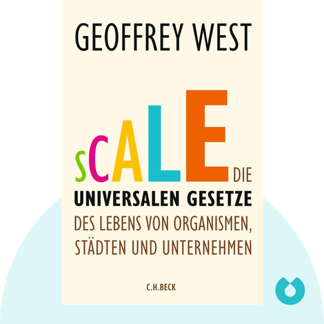 Scale by Geoffrey West