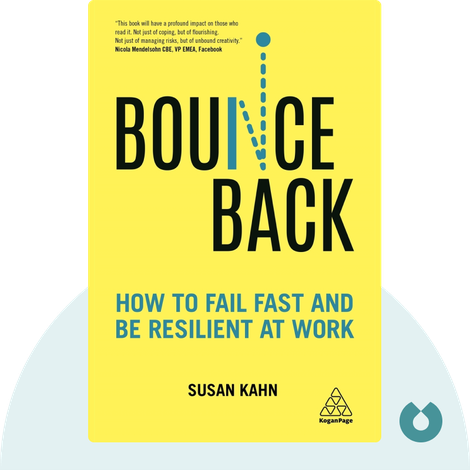 Bounce Back  by Susan Kahn